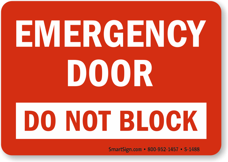 foot open products side other traffic sign of slowly safetysign door com by doors