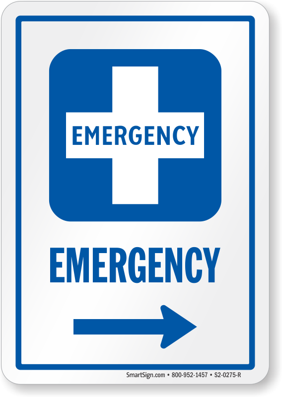 Signs You Should Go To The Emergency Room