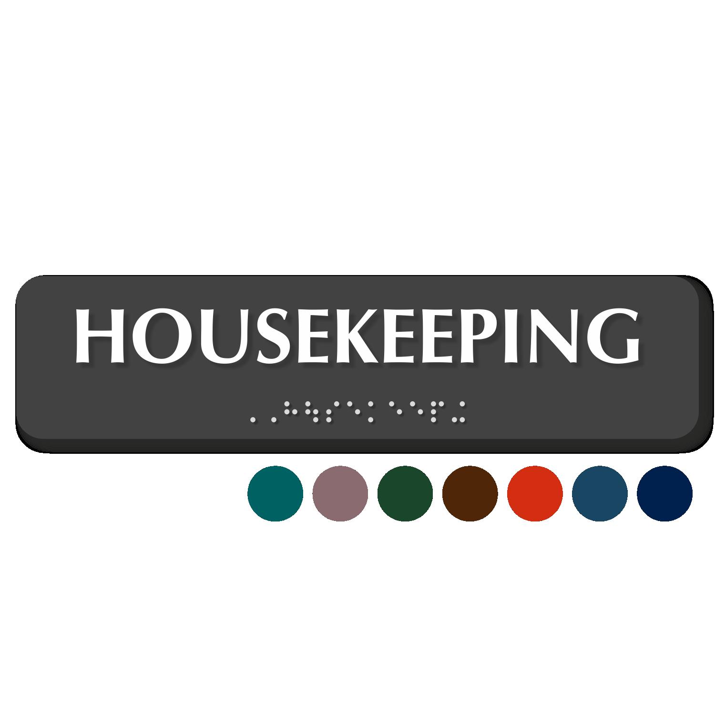 Housekeeping Signs | Housekeeping Door Signs