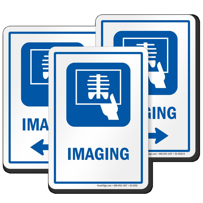 Imaging Hospital Sign Xray Report Symbol Sku S2 0292