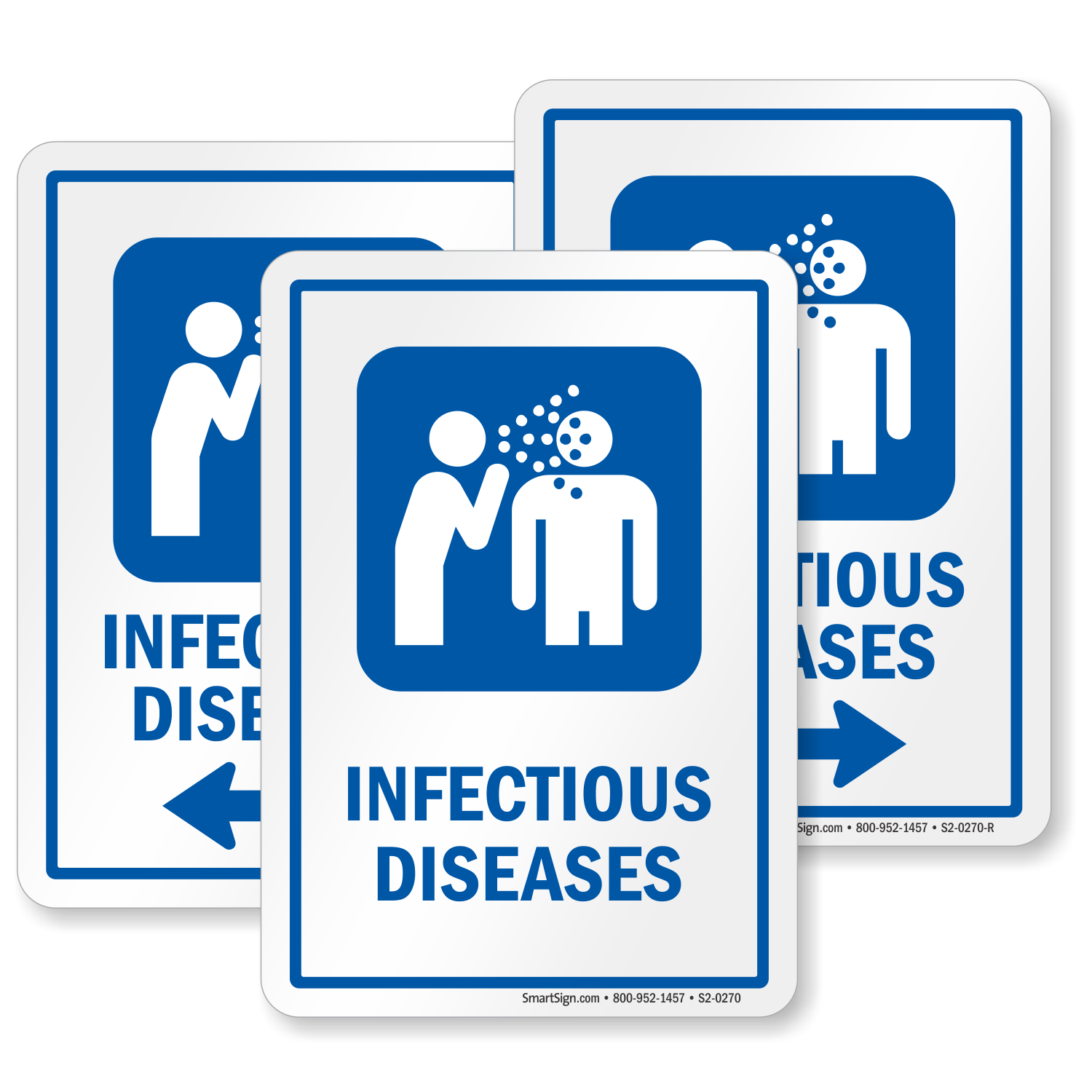 Infectious Disease Hospital Sign, Viral Infection Symbol ...