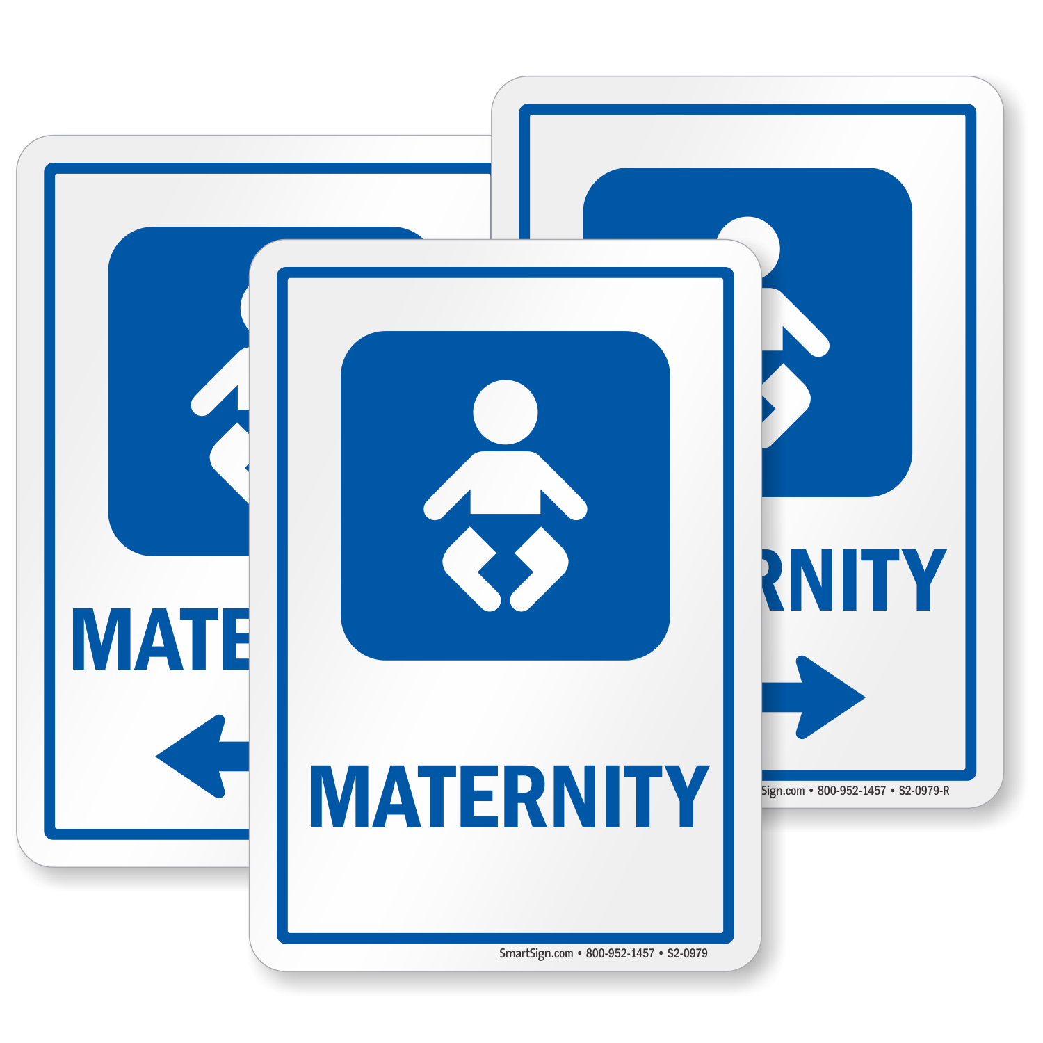 Maternity Hospital Sign Baby Symbol Sku S2 0979