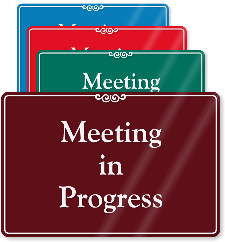 Meeting Room Signs Meting Room Sliders Braille Signs - Conference room door signs for offices