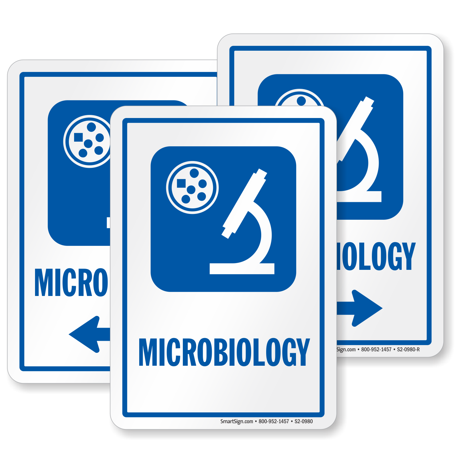 Microbiology Signs Microbiology Door Signs