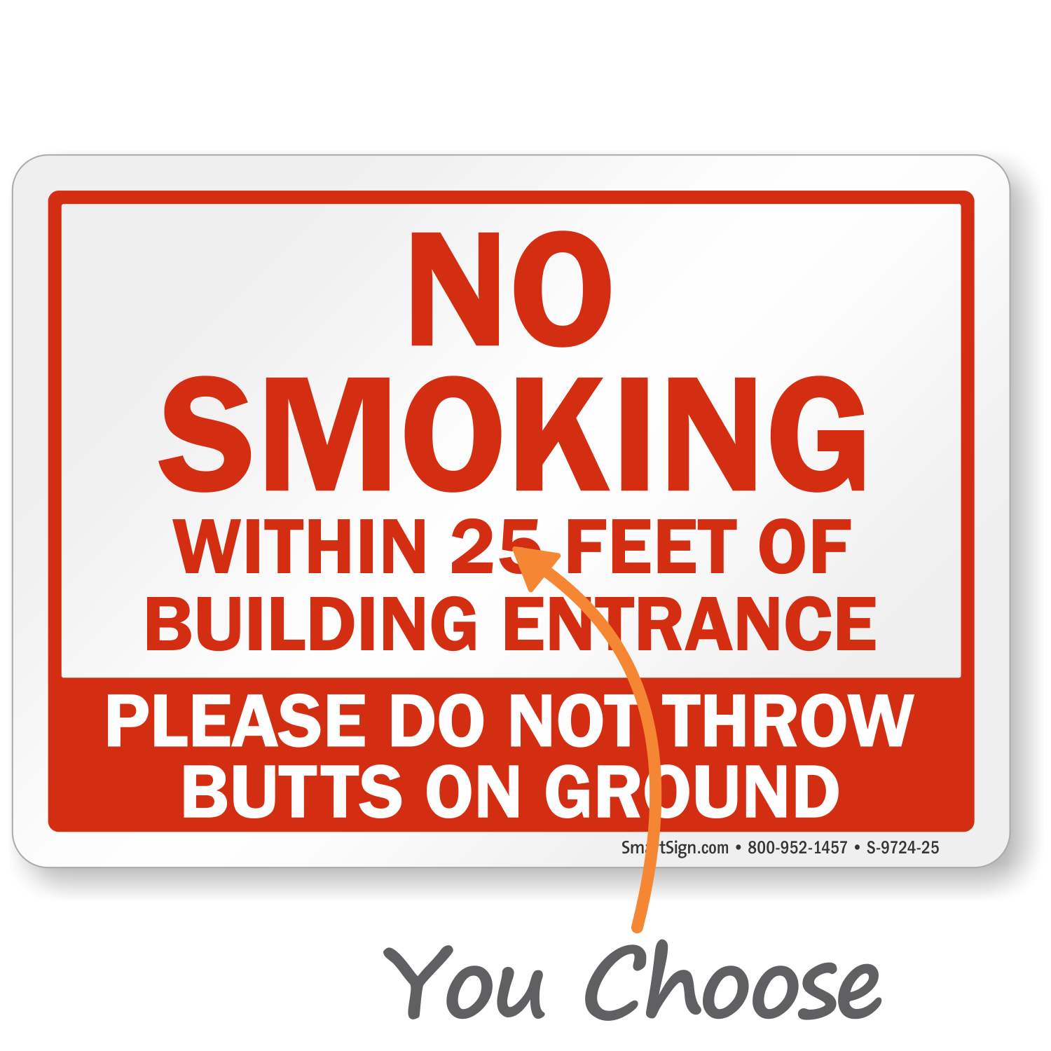 No Smoking Signs No Smoking Sign High Quality Fast Shipping