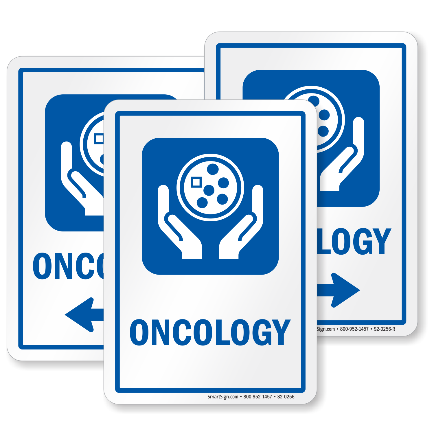 Oncology Signs Oncology Door Signs