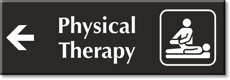 Physical Therapy Signs Physical Therapy Slider Signs
