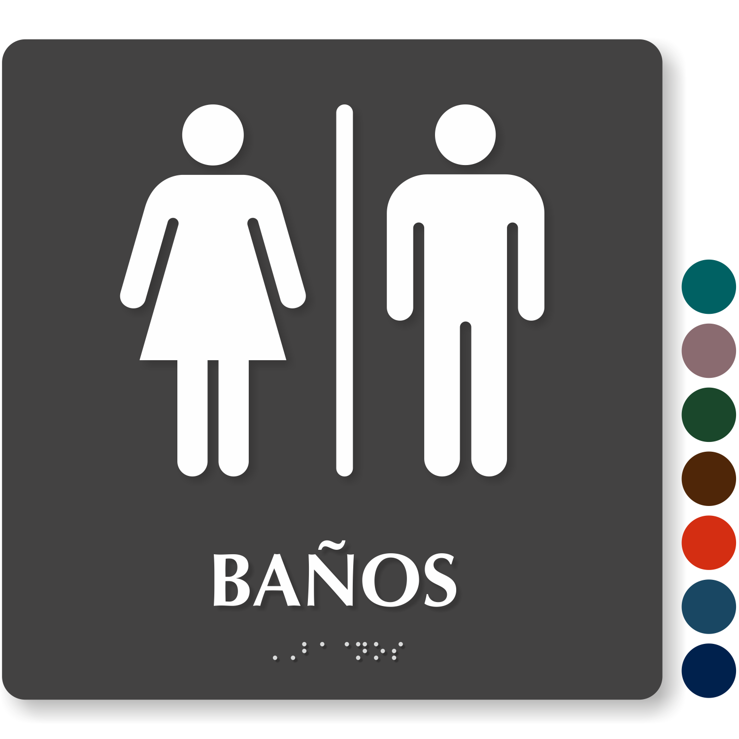 Bilingual Bathroom Signs Spanish Bathroom Signs