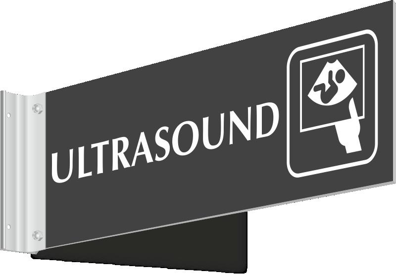 Ultrasound Signs Ultrasound Door Signs