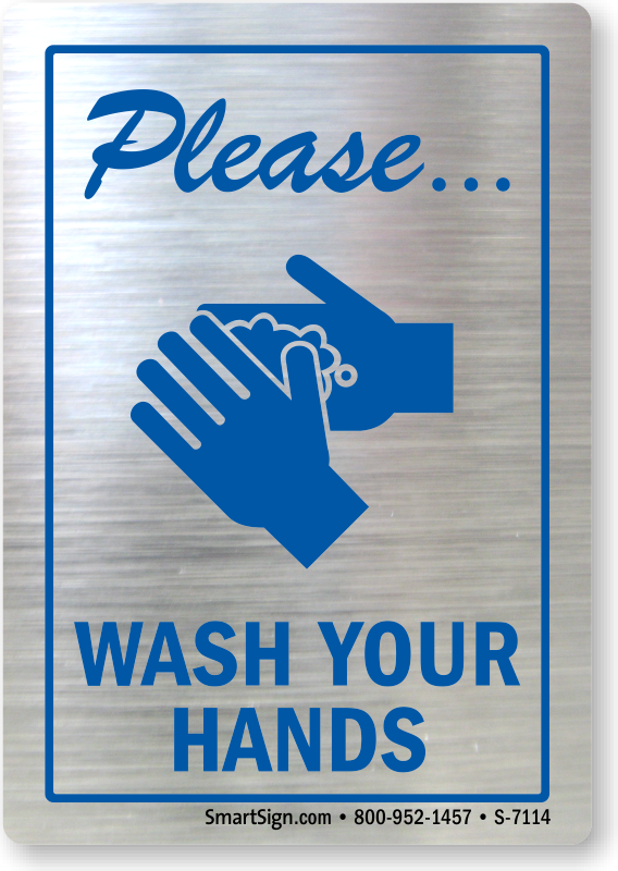 Hand Washing Amp Hand Hygiene Signs For Offices At Best Price