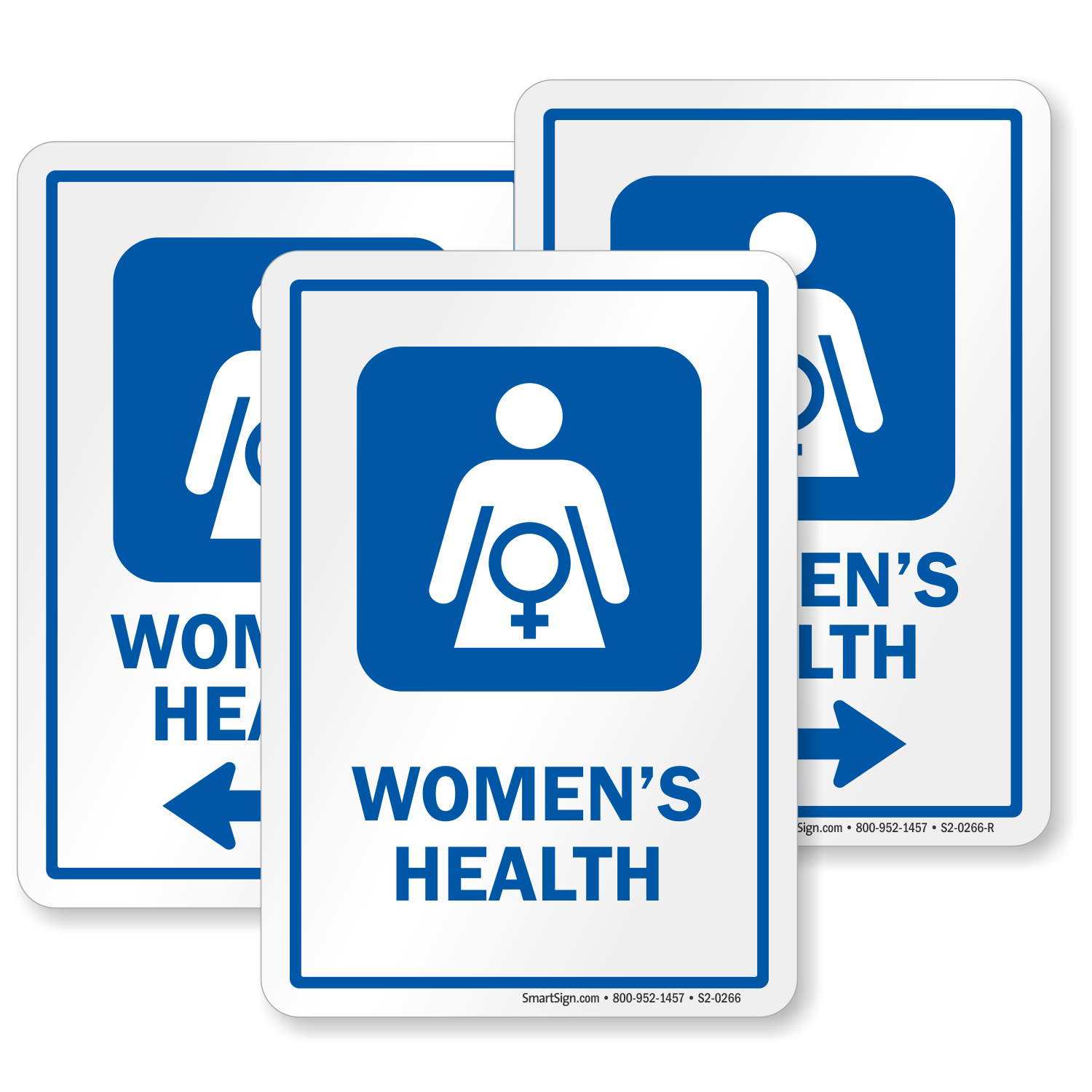 Womens Health Hospital Sign Female Health Care Symbol Sku S2 0266