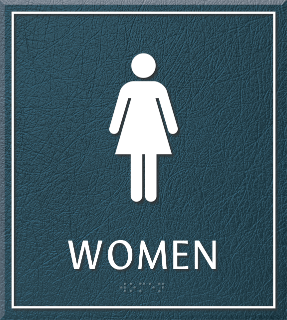 Office Door Signs Name Plates Signwriters Wellington. The Women S Bathroom  Sign You Can T Unsee ...