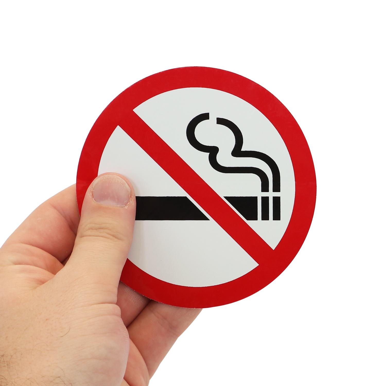 NO SMOKING SIGN DIE CUT VINYL STICKER DECAL BUSINESS PUBLIC DOOR WINDOW WALL